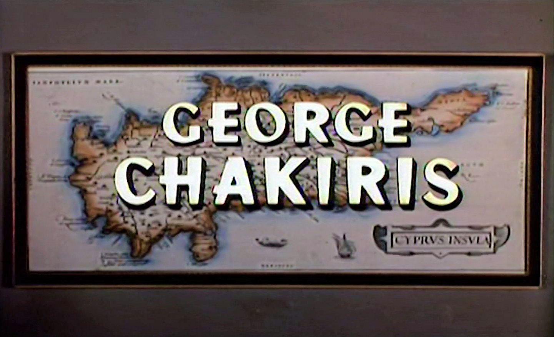 Main title from The High Bright Sun (1965) (4). George Chakiris