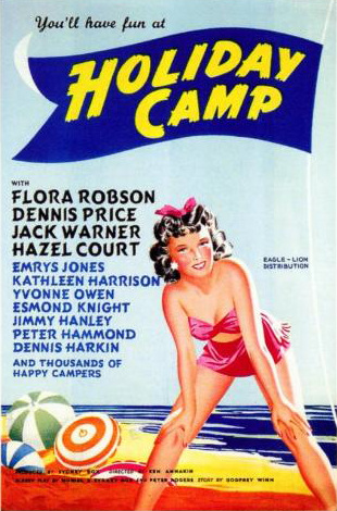 Poster for Holiday Camp (1947) (1)