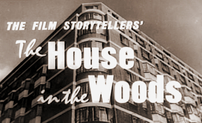 Main title from The House in the Woods (1957)