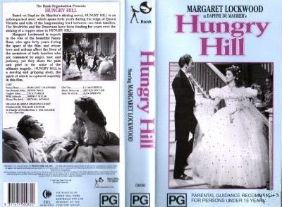 Australian video cover from Hungry Hill (1947) (1)
