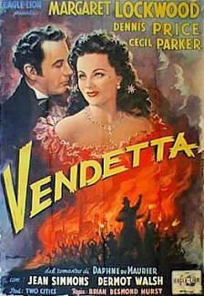 Italian poster for Hungry Hill (1947) (1)