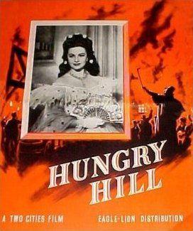 Pressbook for Hungry Hill (1947) (1)