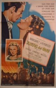 Spanish poster for Hungry Hill (1947) (1)