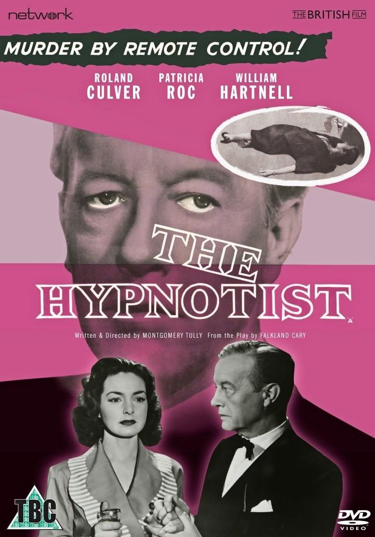The Hypnotist DVD – Network – Patricia Roc, Roland Culver