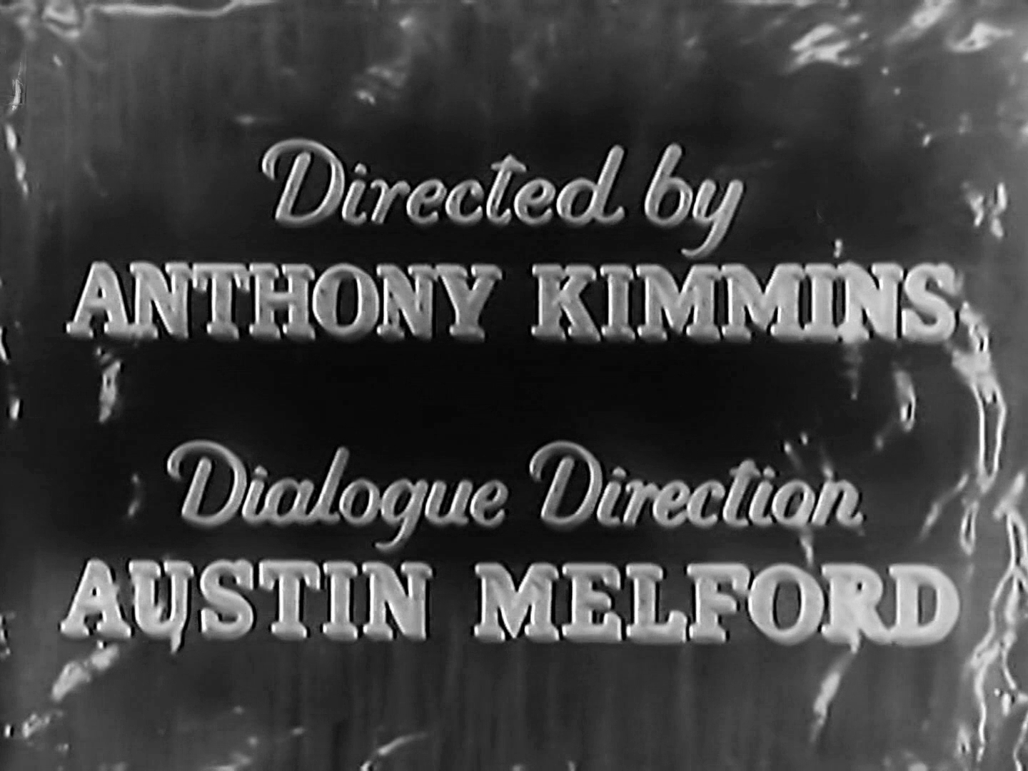 Main title from I See Ice! (1938) (7)