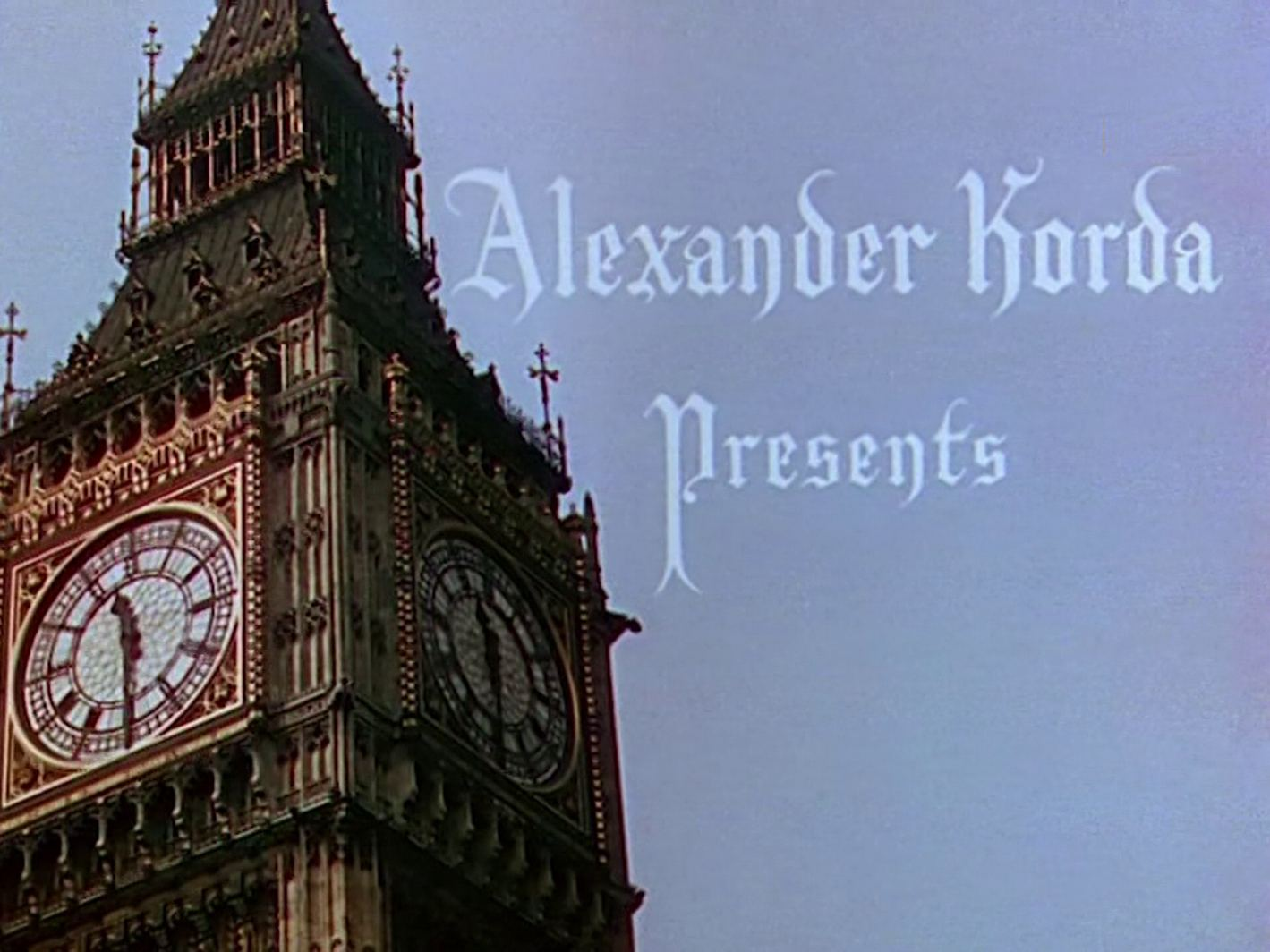 Main title from An Ideal Husband (1947) (1)