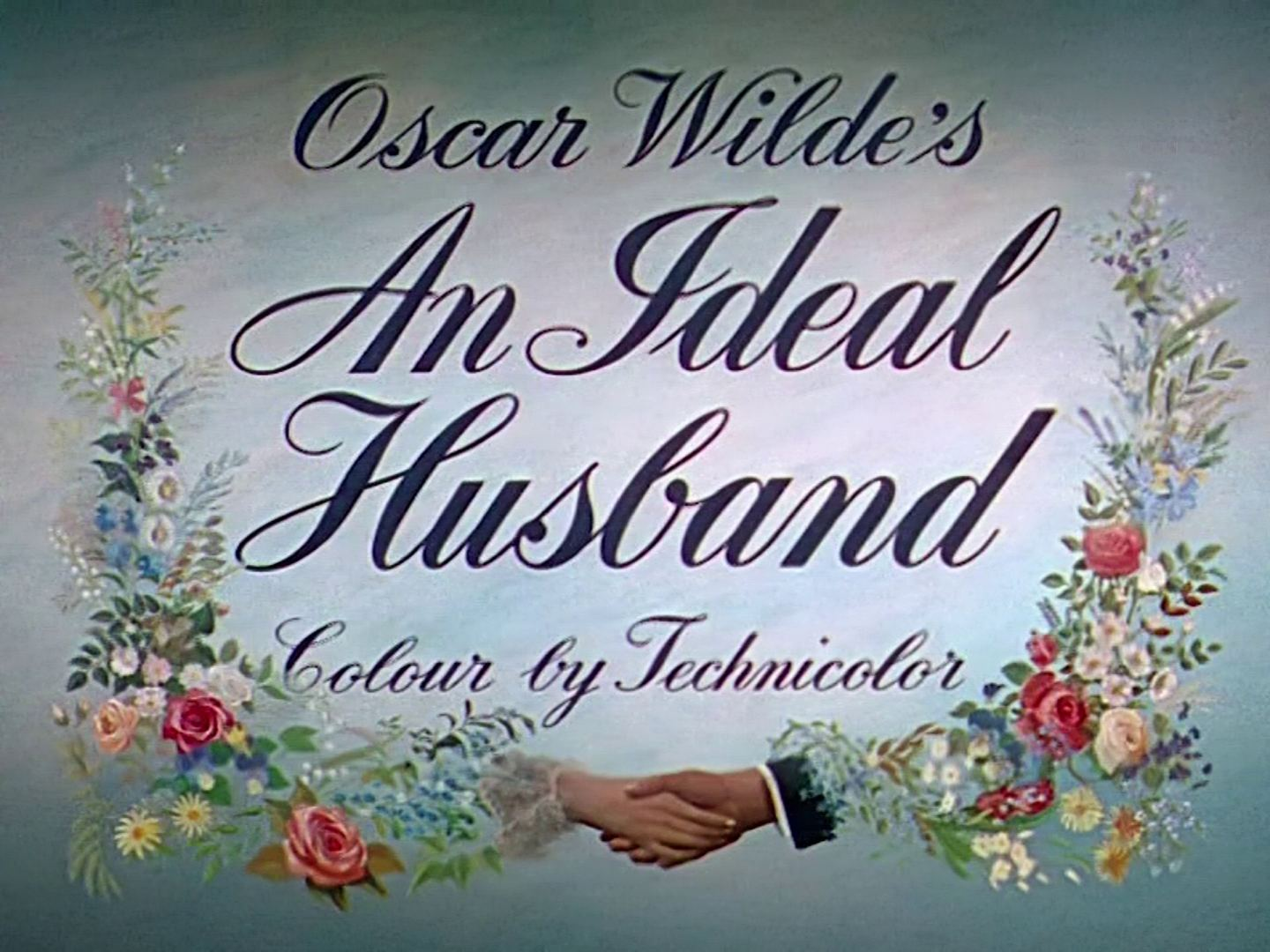 Main title from An Ideal Husband (1947) (3)