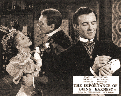 pdf importance of being earnest