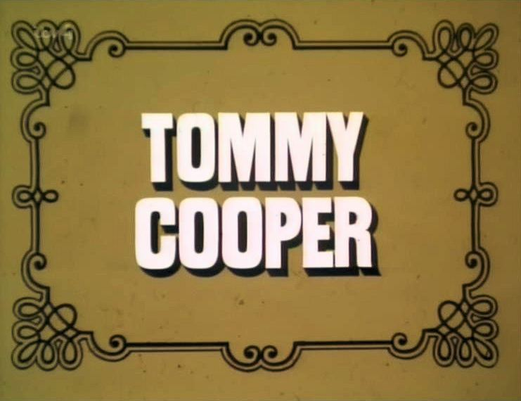 Main title from It's Toomy Cooper (1969-71)