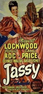 Australian poster for Jassy (1947) (1)