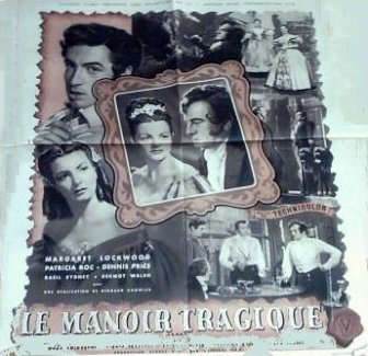 French poster for Jassy (1947) (1)