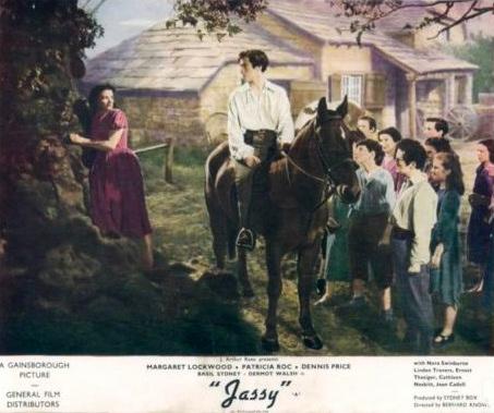 Lobby card from Jassy (1947) (7)