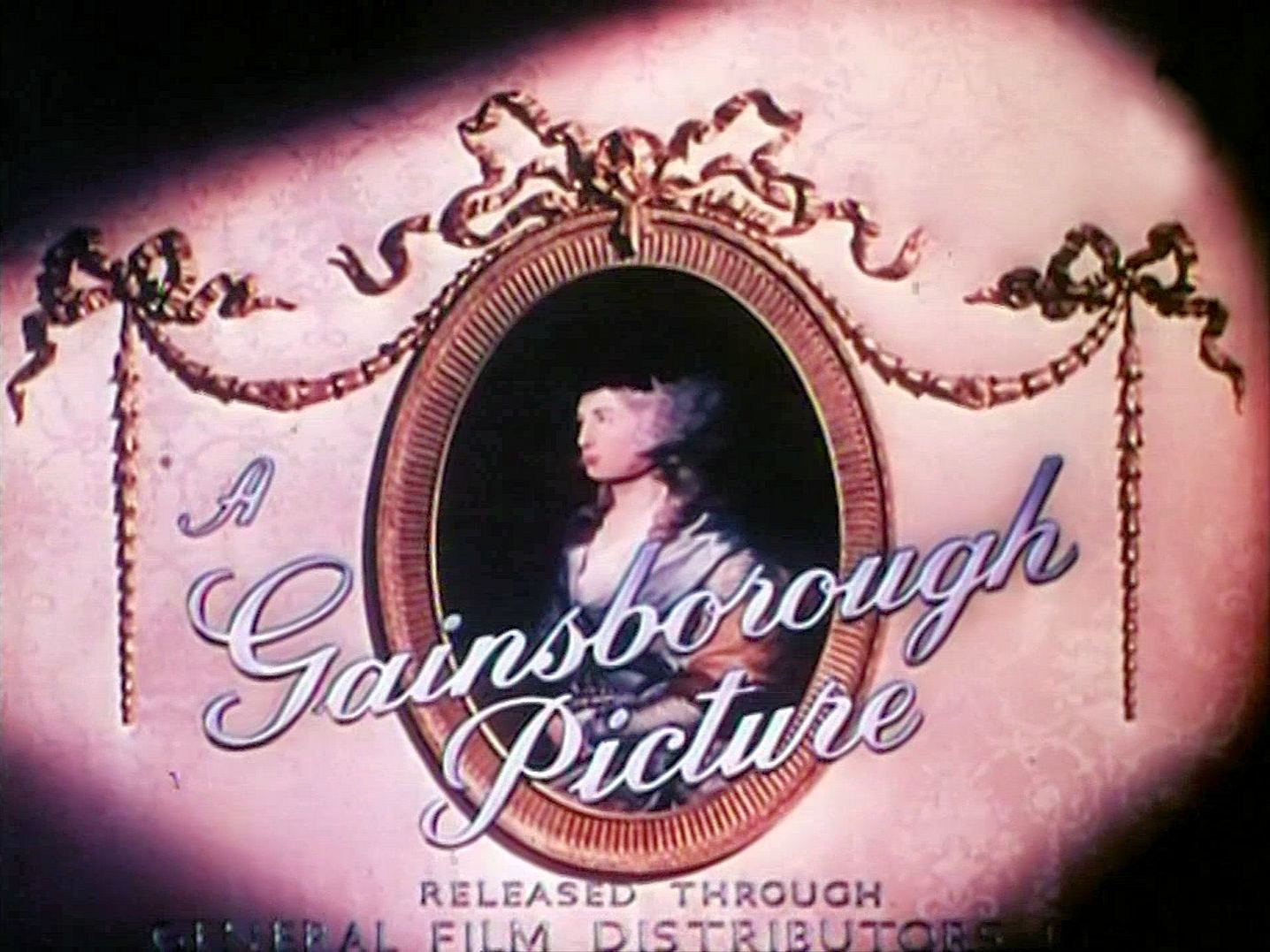 Main title from Jassy (1947) (2). A Gainsborough Picture