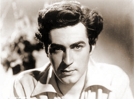 Dermot Walsh (as Barney Hatton) in a photograph from Jassy (1947) (27)
