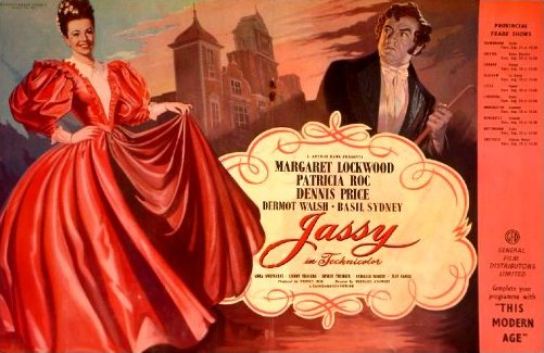 Poster for Jassy (1947) (1)