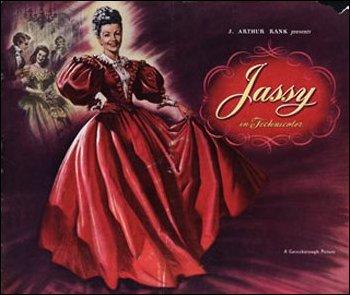 Poster for Jassy (1947) (2)