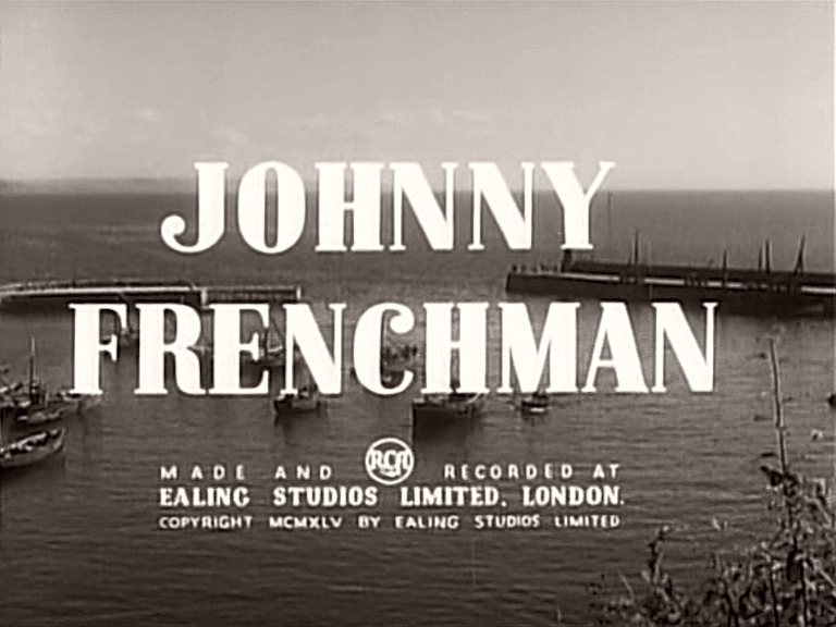 Main title from Johnny Frenchman (1945)