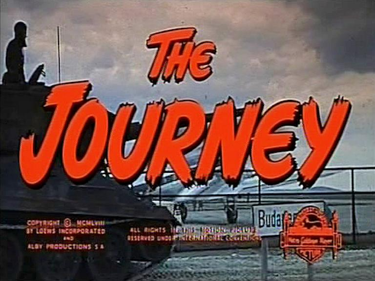 Main title from The Journey (1959)