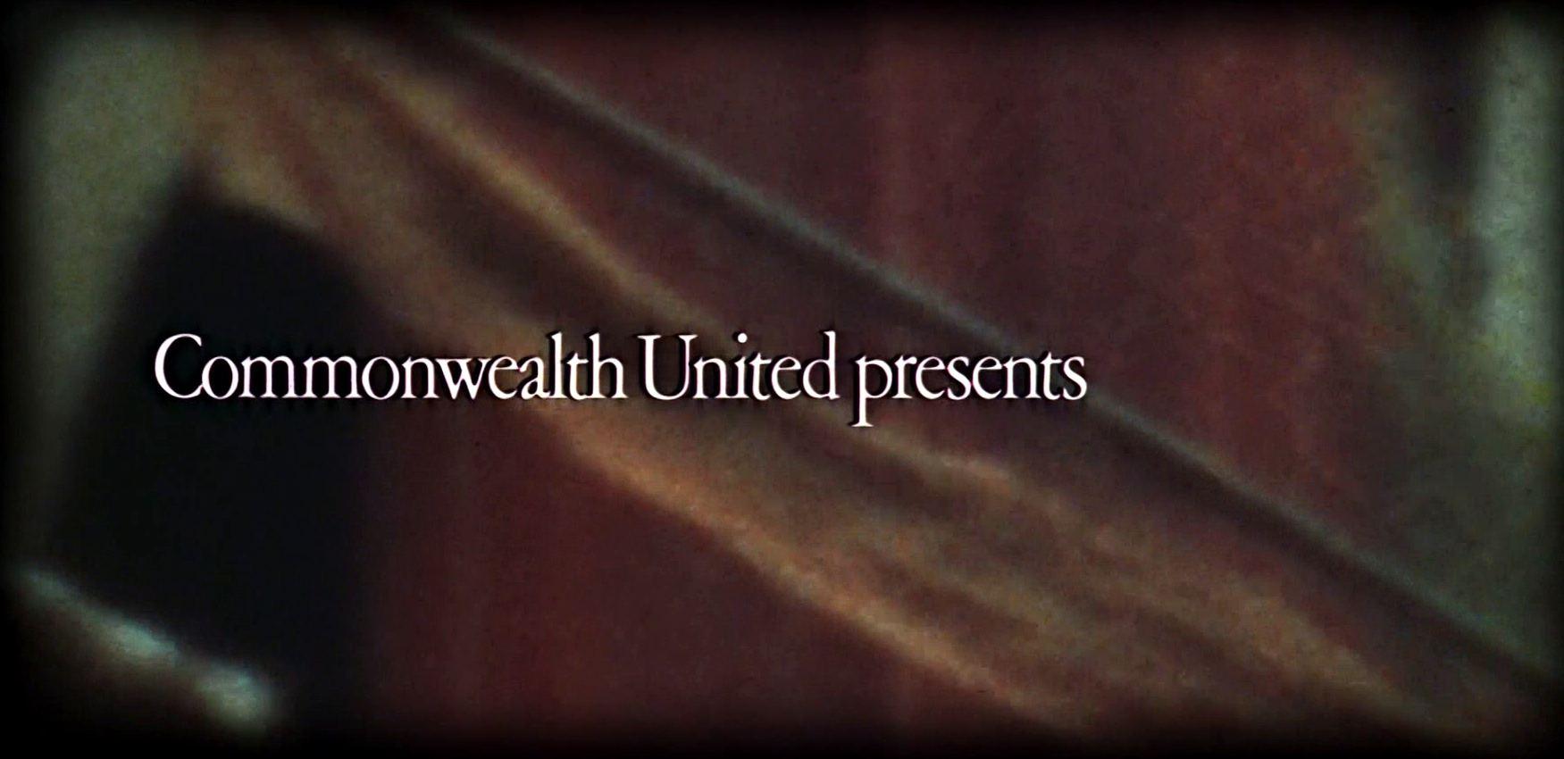 Main title from Julius Caesar (1970) (1)  Commonwealth United presents