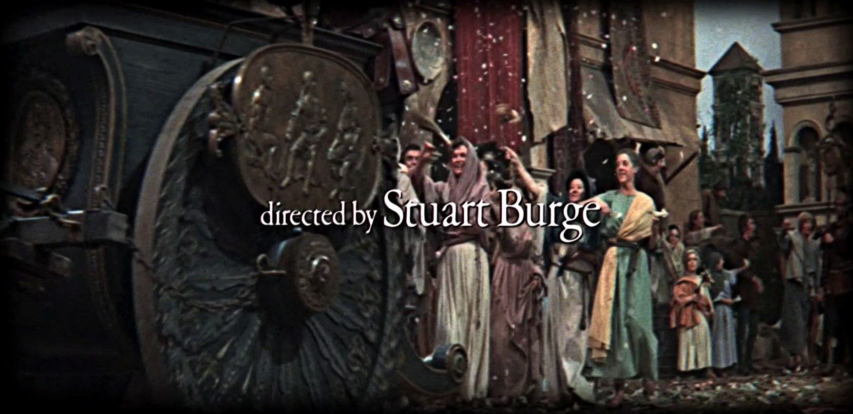 Main title from Julius Caesar (1970) (26)  Directed by Stuart Burge