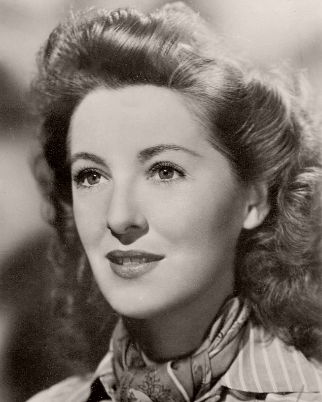 Photograph of British actress, Kay Walsh (1)