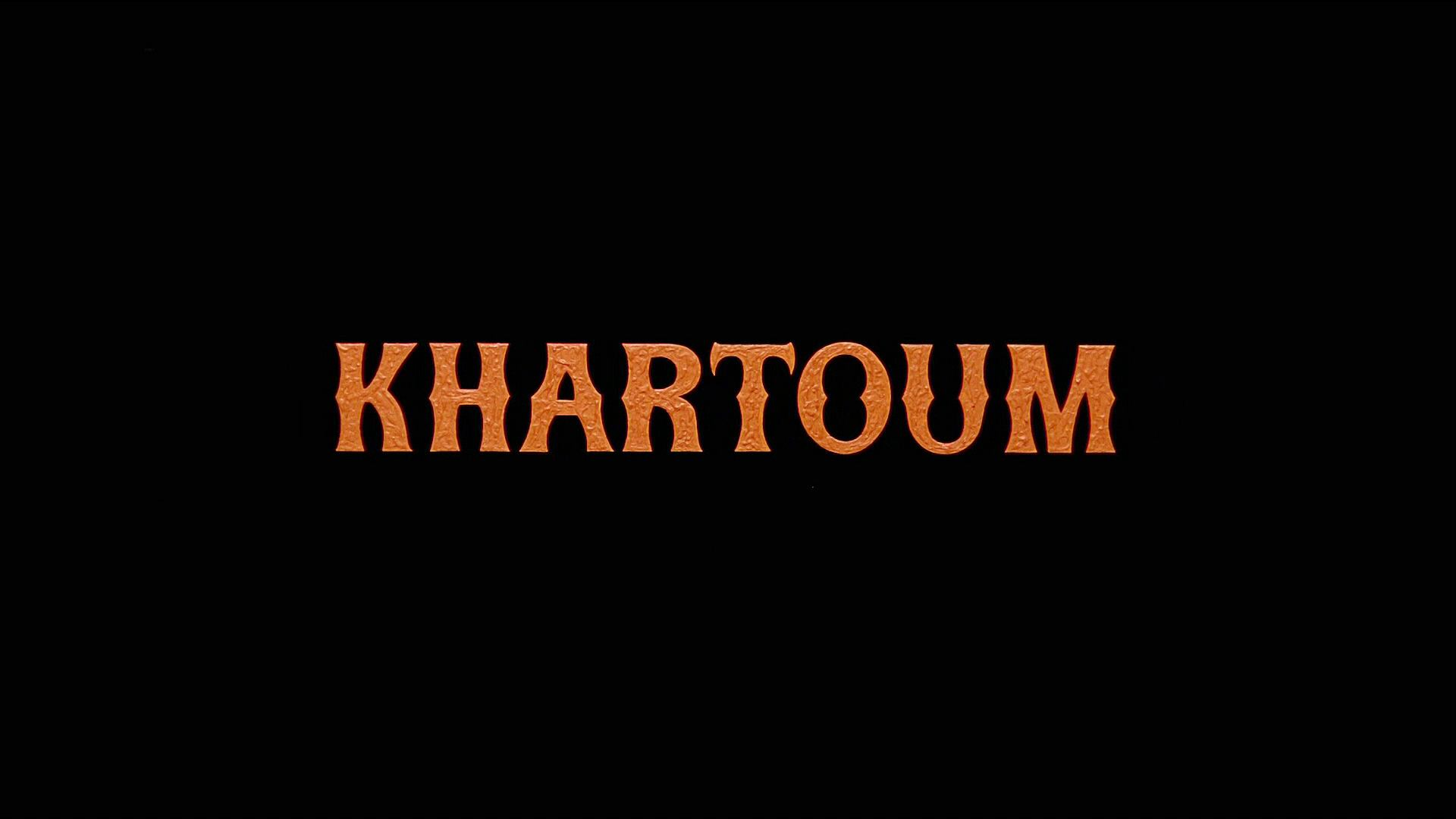 Main title from Khartoum (1966) (6)