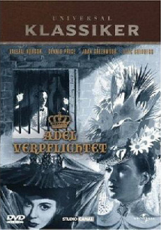 German DVD cover of Kind Hearts and Coronets (1949) (2)