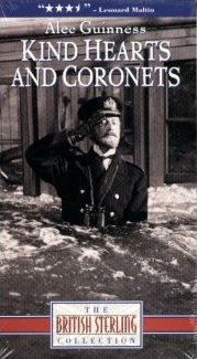 Video cover from Kind Hearts and Coronets (1949) (3)