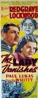 Australian poster for The Lady Vanishes (1938) (3)