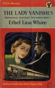 Book of The Lady Vanishes (1938) (2)
