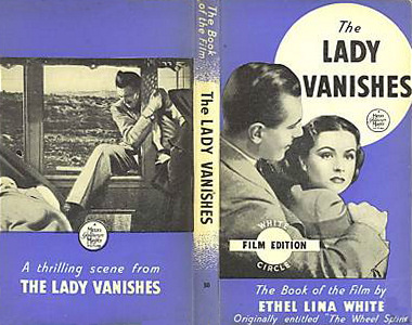 Book of The Lady Vanishes (1938) (4)