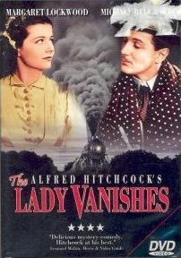 DVD cover of The Lady Vanishes (1938) (10)
