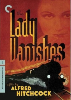 DVD cover of The Lady Vanishes (1938) (13)