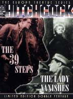 DVD cover of The Lady Vanishes (1938) (6)