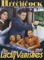 DVD cover of The Lady Vanishes (1938) (7)