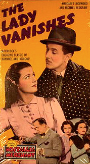 DVD cover of The Lady Vanishes (1938) (8)