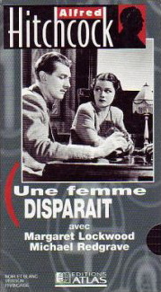 French video cover from The Lady Vanishes (1938) (1)