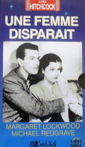 French video cover from The Lady Vanishes (1938) (2)