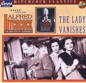 Laser disc of The Lady Vanishes (1938) (1)