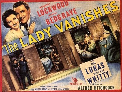 Lobby card from The Lady Vanishes (1938) (1)