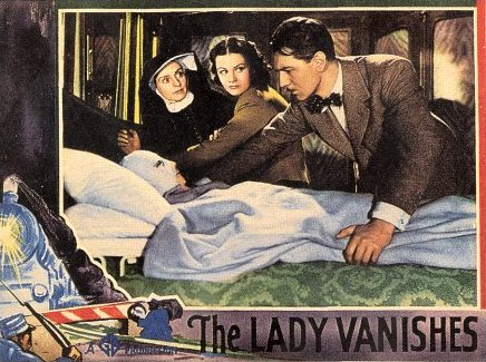 Lobby card from The Lady Vanishes (1938) (7)