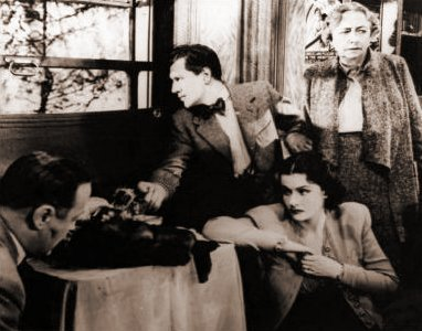 Photograph from The Lady Vanishes (1938) (9)