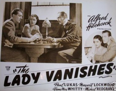 Poster for The Lady Vanishes (1938) (10)