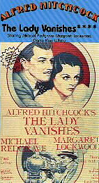 Poster for The Lady Vanishes (1938) (11)