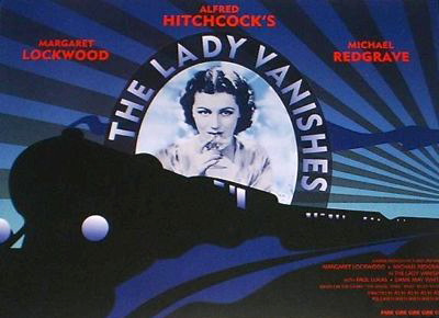 Poster for The Lady Vanishes (1938) (13)