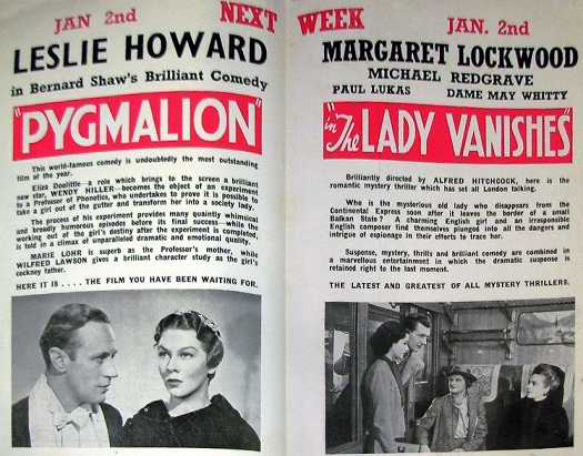 Poster for The Lady Vanishes (1938) (14)