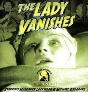 Poster for The Lady Vanishes (1938) (3)