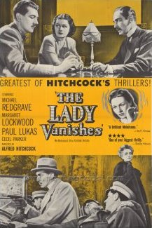 Poster for The Lady Vanishes (1938) (4)