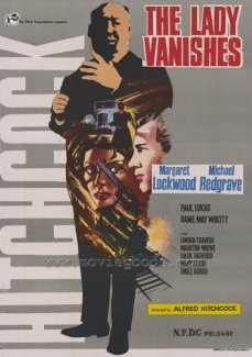 Poster for The Lady Vanishes (1938) (6)