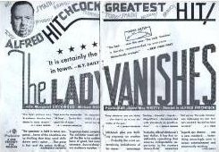 Pressbook for The Lady Vanishes (1938) (1)